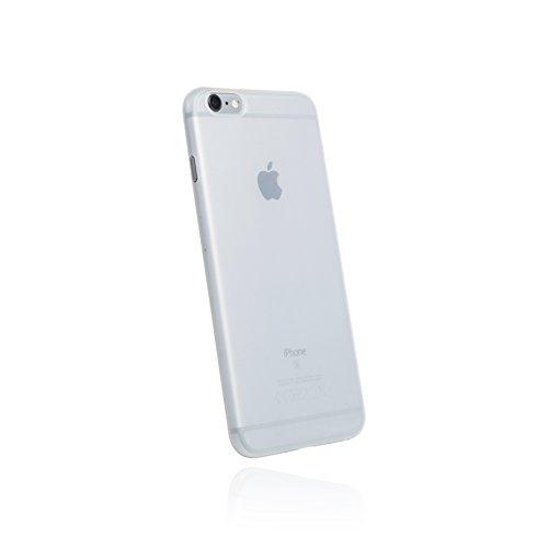 hardwrk Ultra-Slim Case für Apple iPhone 6 Plus und 6s Plus - Matt Klar - ultradünne Schutzhülle Handyhülle Cover Hülle in Frost