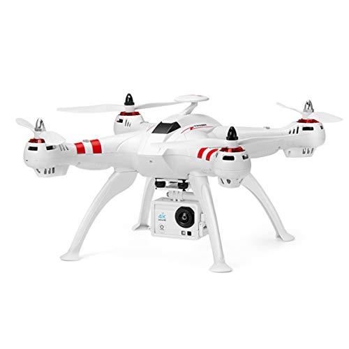 GTYW GPS Drohne 4K Ultra Lange kontinuierliche Antenne Kamera HD Professionelle Flugzeug 1km Intelligente 4-Achsen Fernsteuerung Flugzeug Höhe Wartung Smart Akku, 40 Million Pixels, Three Batteries