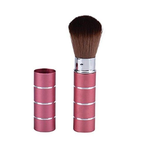 Kolylong 1PCS Cosmetic Makeup Brush Kosmetik Pinsel Pink