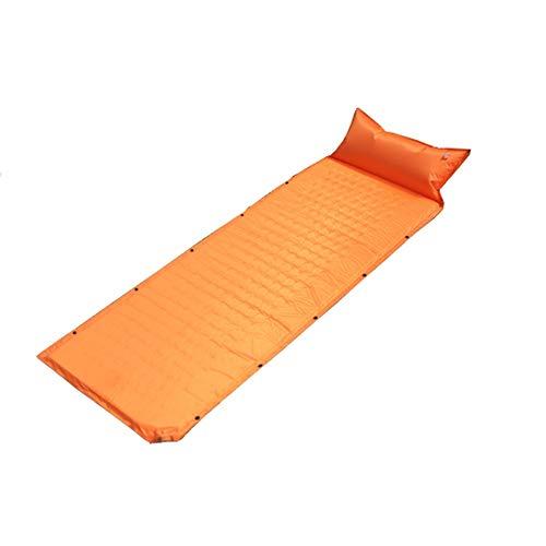 Aufblasbares Sofa im Freien Camping Sleeping Pad - Camping Pad für Backpacking und Camping - Aufblasbare Schlafmatte hält die Luft für längere Stunden - Compact Camping Mat für besten Outdoor-Schlaf - -