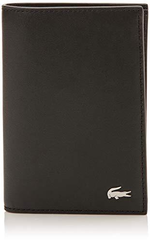 Lacoste homme Nh2368fg Sac et portefeuille Noir (Black)