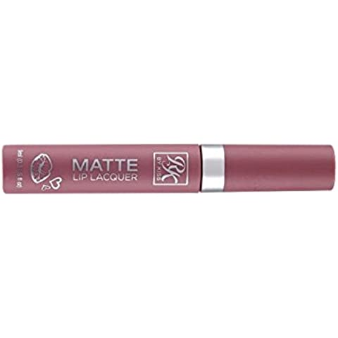 Ruby Kisses Matte Lip Lacquer Vivid Bold Lip Color Stain Lipstick Creamy Gloss (RML11 Mirage) by Ruby Kisses