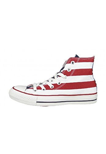 Converse Stars & Bars Hi, Baskets mode mixte adulte Stars/Bars