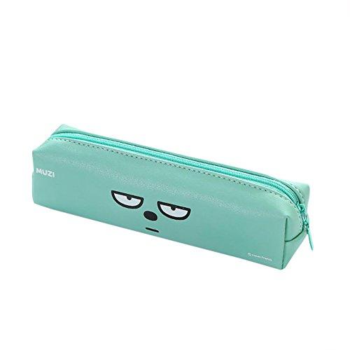 emorias 1x PVC Süße Einfache Bleistift Tasche carttoon Make-up Tasche Tasche für die Student Schreibwaren für Mädchen Frauen Schule - Kinder-ipod 5 Fällen