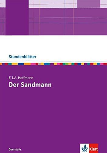 einfach deutsch der sandmann E.T.A Hoffmann