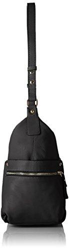 Tosca Blu VANILLA TEA, Sacs portés épaule Noir - Schwarz (BLACK C99)