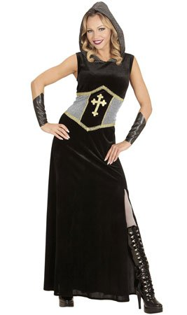 Imagen de disfraz de guerrera medieval xena para mujer s