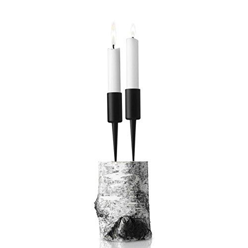 Menu 4745229 Pipe Kerzenständer Gartendeko, vertikal, 2-Stück - 2