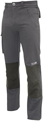 Pantaloni da navigazione stretch con rinforzi rinforzi rinforzi TECH uomo Grigio Gill - SLAM | Specifica completa  | Una Grande Varietà Di Prodotti  786299