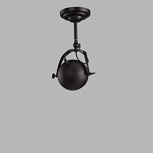 Lampadari Retrò Industriale Lampada da Soffitto Applique da Parete Negozio Di Abbigliamento Lampade da Binario Faretti a Led a Led Sfondo da Parete Display Shot Lampada Led Outfit Long Rod Faretti a