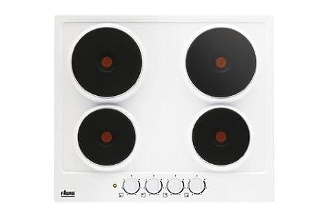 Table Blanc Cuisson - Faure FEE6940FWA plaque - plaques (Intégré, Electrique,