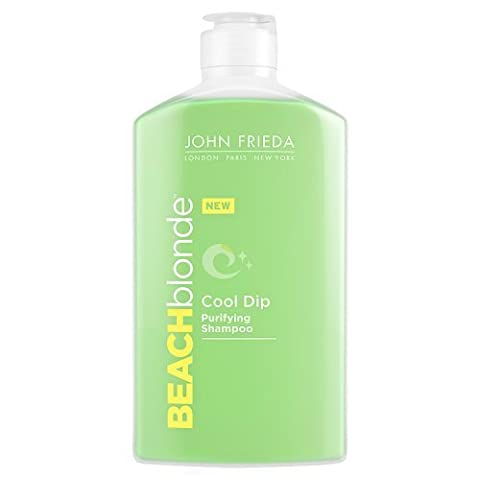 John Frieda Beach Blonde Cool Dip Purifying Shampoo 250Ml by John Frieda
