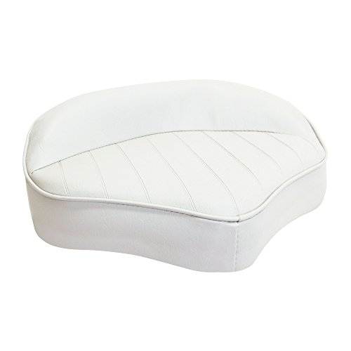 WatersideProStaff Stand Up Bootssitz (Casting Boat Seat) White