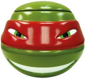 Unitedlabels AG 0118511 3-D Tasse Raphael Turtles