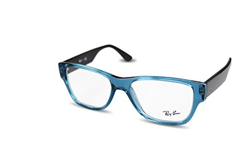 Ray Ban Optical Für Mann Rx7028 Transparent Oil Kunststoffgestell Brillen, 55mm
