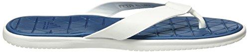 adidas Herren Caverock Cf Zehentrenner Blanco (Ftwbla / Acetec / Ftwbla)