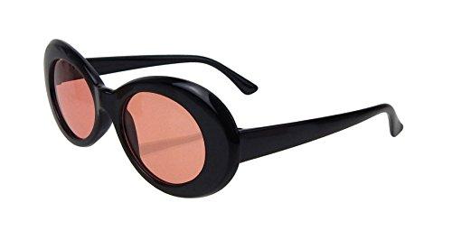 Ella Jonte stylisheSonnenbrille schwarz Retro sixties seventies Brille UV 400