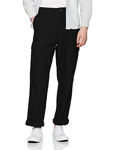 Dickies Herren Higden Hose, Schwarz (Black), One size/L34 (Herstellergröße: 42/34) (Pocket Flap Back Jeans)