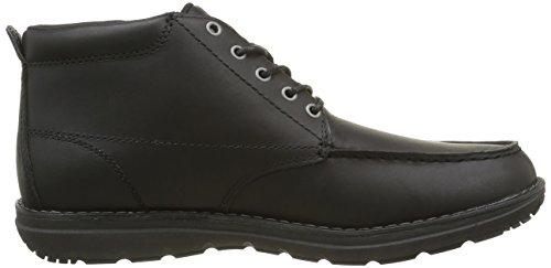 Timberland Herren Barrett Park_barrett Prk Mt Chukka Boots Schwarz (Black Galloper FG)