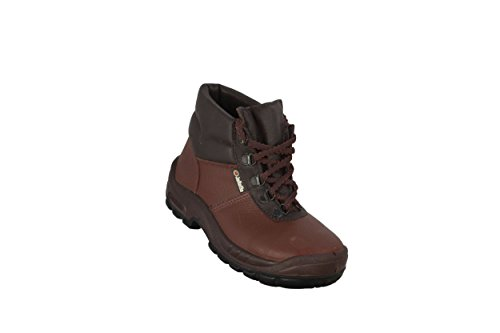 Jallatte Jalmont Voute Sas S3 Sapatos Profissionais Trabalham Sapatos Marrons