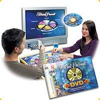 Hasbro - Jeu de société - Trivial Pursuit DVD