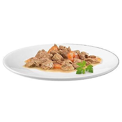 Gourmet Wet Cat Food Perle Ocean Delicacies 28x85g (28 Pouches)