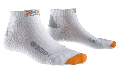 X-Socks Erwachsene Funktionssocken Run Discovery New Laufsocke, Blanco, DE: 1 -
