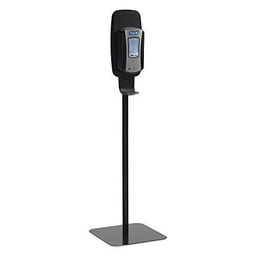 purell-2425-ds-tfx-floor-stand-with-monarch-black-finish-by-purell