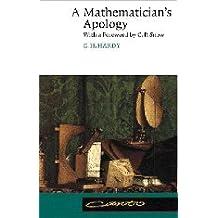 A Mathematician's Apology (Canto)