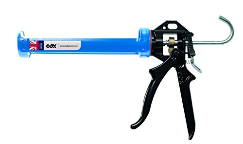cox-ae6012-professional-cradle-frame-sealant-applicator-powerflow-for-310ml-cartridges-steel-frame-m