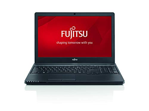 "Fujitsu Lifebook A357 - 15,6"" Full-HD Display - Intel Core i5 bis 2X 3,1GHz - 16GB RAM - 500GB SSD - HDMI - Webcam - USB 3 - WLAN - DVD-Brenner - Win 10 Pro #mit Funkmaus +Notebooktasche"