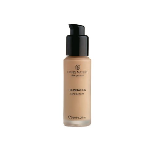Living Nature Mineral Make-up - pure honey -