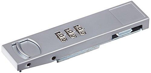 Parat 900044999 Zahlenschloss-Set für Werkzeugkoffer in silber