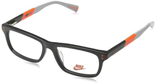 Nike Unisex-Kinder 5535 068-48-14-130 Brillengestelle, Orange, 48