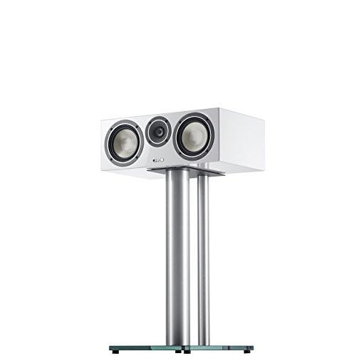 Canton 03609 Chrono SL 556 Center Lautsprecher Highgloss weiß