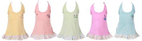 Jo Kids Wear Baby Girls Frock Sets (9102A_Multicolour_0-3 months)