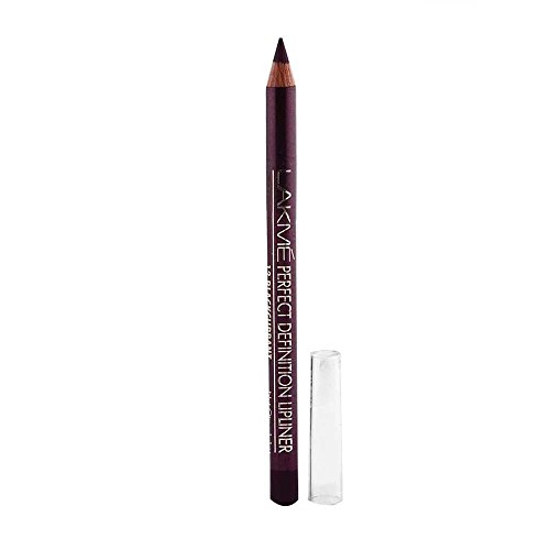 Lakme Perfect Definition Lip Liner, Black Currant, 1.1g