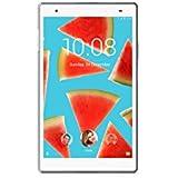 Lenovo Tab4 8 Plus 20,3 cm (8,0 Zoll Full HD IPS Touch) Tablet-PC (Qualcomm Snapdragon MSM8953, 3GB RAM, 16GB eMCP, LTE, Android 7.1.1) weiß