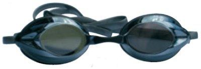 Speedo Schwimmbrille Opal XS Mirror mehrfarbig schwarz/silber Adult