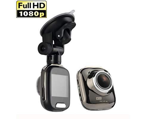 LWTOP Dash cam Autokamera 1080P mit Nachtsicht Dash Camera Super HD Auto DVR Camcorder 1.5 Zoll LCD-Bildschirm WDR Bewegungserkennung Parkmonitor Loop-Aufnahme und G-Sensor (Fahren Records Kamera)