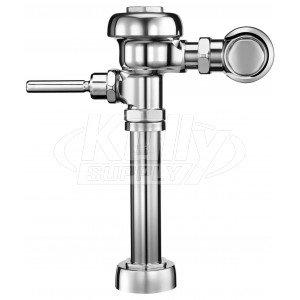 SLOAN VALVE COMPANY 3780018 275023 1.28 gpf Model 111-1.28 High Efficiency Exposed Water Closet Flushometer for Floor Mount Or Wall Hung Top Spud Bowls by Sloan Valve - Spud Flushometer