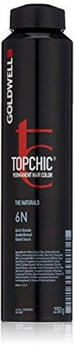 Goldwell Topchic Can 6N Dark Blonde 250ml by Trade Salon Supplies