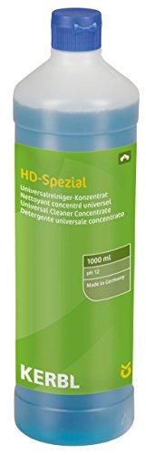 Kerbl 15305 Universalreiniger HD - Spezial, 1000 ml Flasche