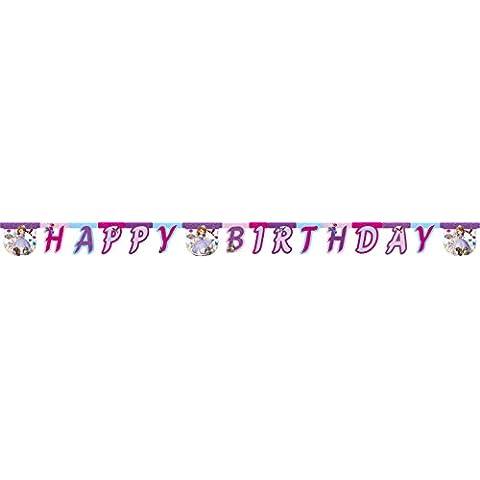 BABY-WALZ La bandera feliz cumpleaños