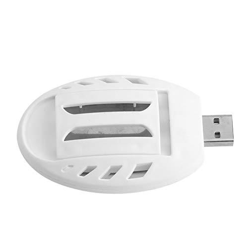 Fdit Mosquito Eléctrico Portátil Mini USB Powered