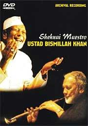 SHEHNAI USTAD MEASTRO BISMILLAH KHAN - DVD
