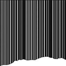 Sticker- Borten, dünn, glatt+gerade Linien, silber Hochzeit Geburtstag Karten basteln Art.Nr.:25461 1 Bogen -