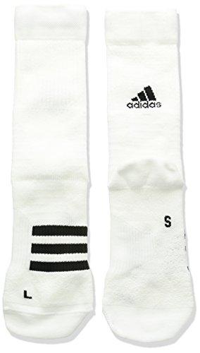 adidas Herren 1 Paar Crew Socken, White/Black, 37-39 Preisvergleich
