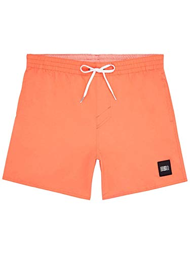 4b897fb6ddbcd O'Neill Men's Pm Vert Board Shorts, Burning Orange, ...