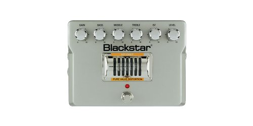 Black Star 207667HT Dist Tube Distortion Effects Pedal